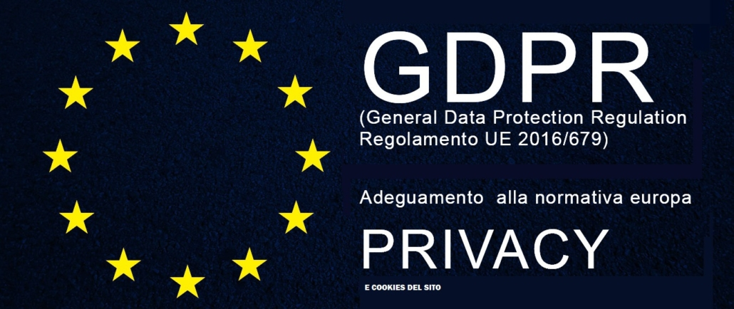 Privacy GDPR sitiemozionali