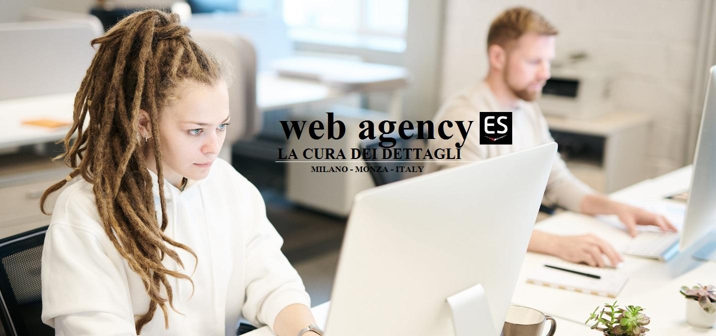 realizzazione siti web Milano - web agency Milano
