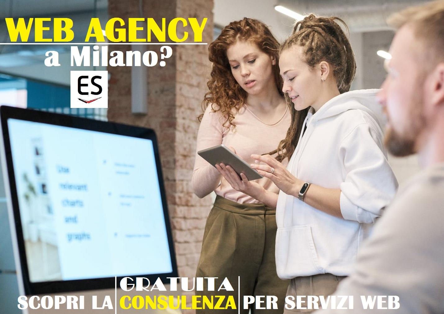 web agency Milano Monza