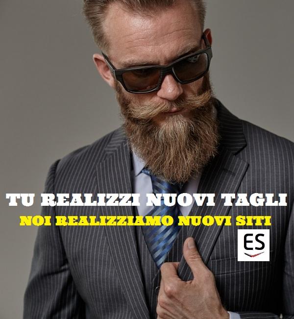realizzazione siti web per parrucchieri